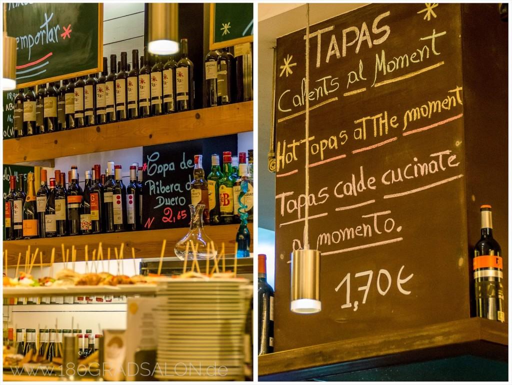 Tapas Bar Bilbao Berria Barcelona Restaurant Tipp