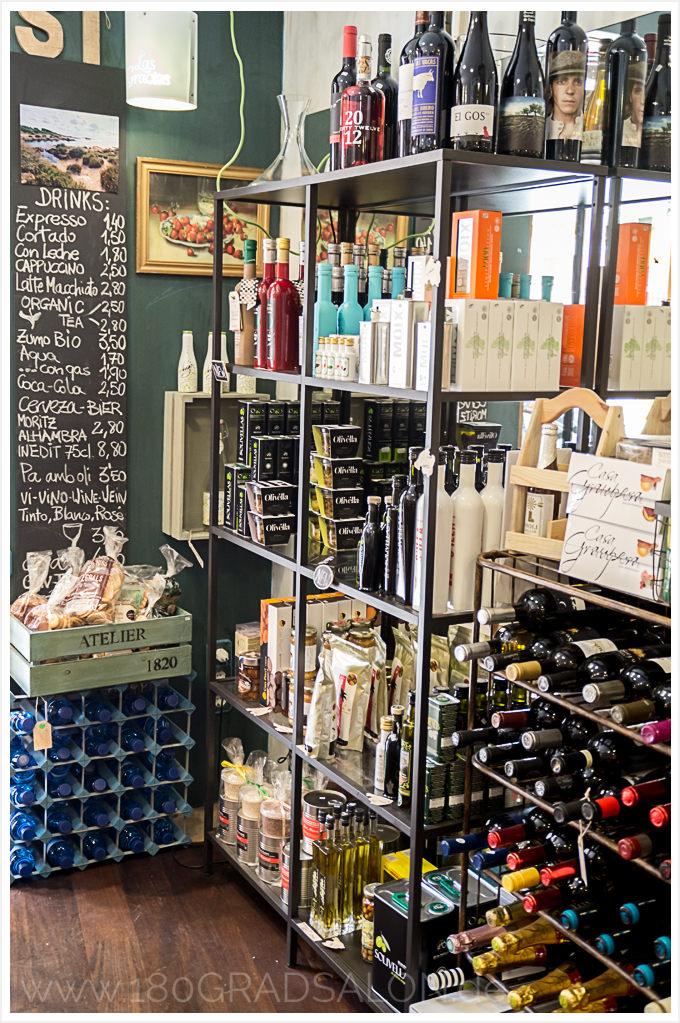 Las Gracias Palma de Mallorca Shopping Tipp Gourmet Art Lounge
