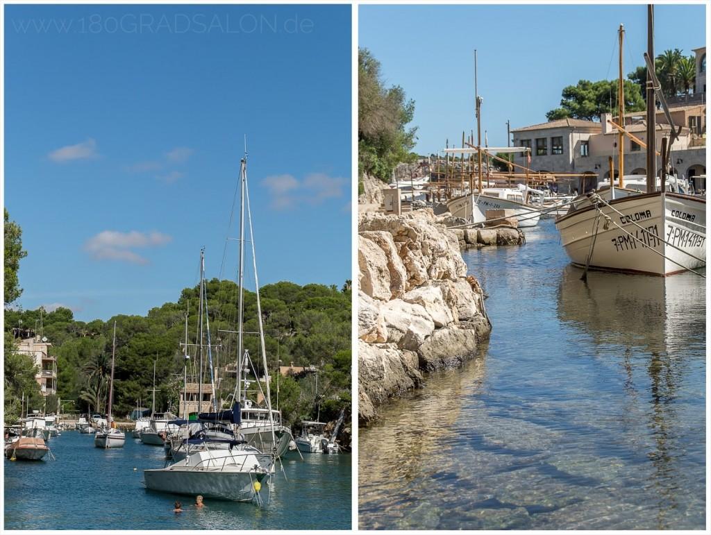 Mein Mallorca ǀ Der Hafen von Cala Figuera und das Restaurant Pura Vida