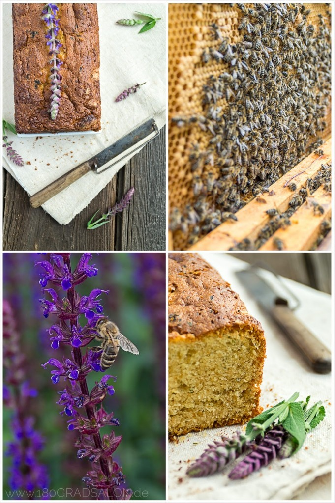 Rezept für Honigbrot mit Kräutern Imker Honigbienen