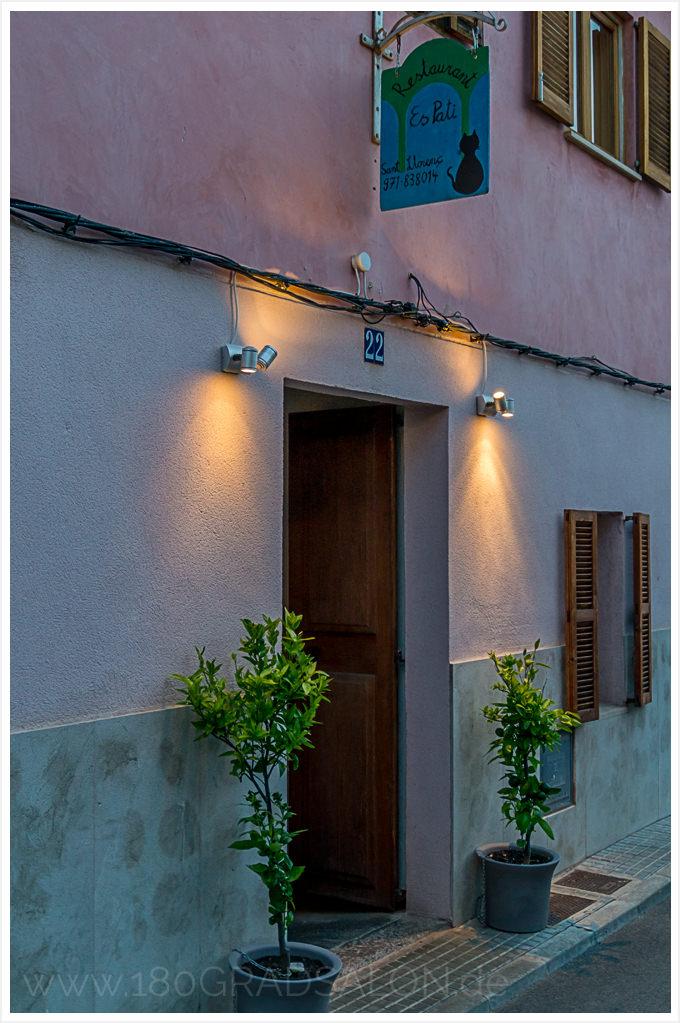 Restaurant Es Pati Sant Llorenc des Cardassar Empfehlung Mein Mallorca 180gradsalon.de