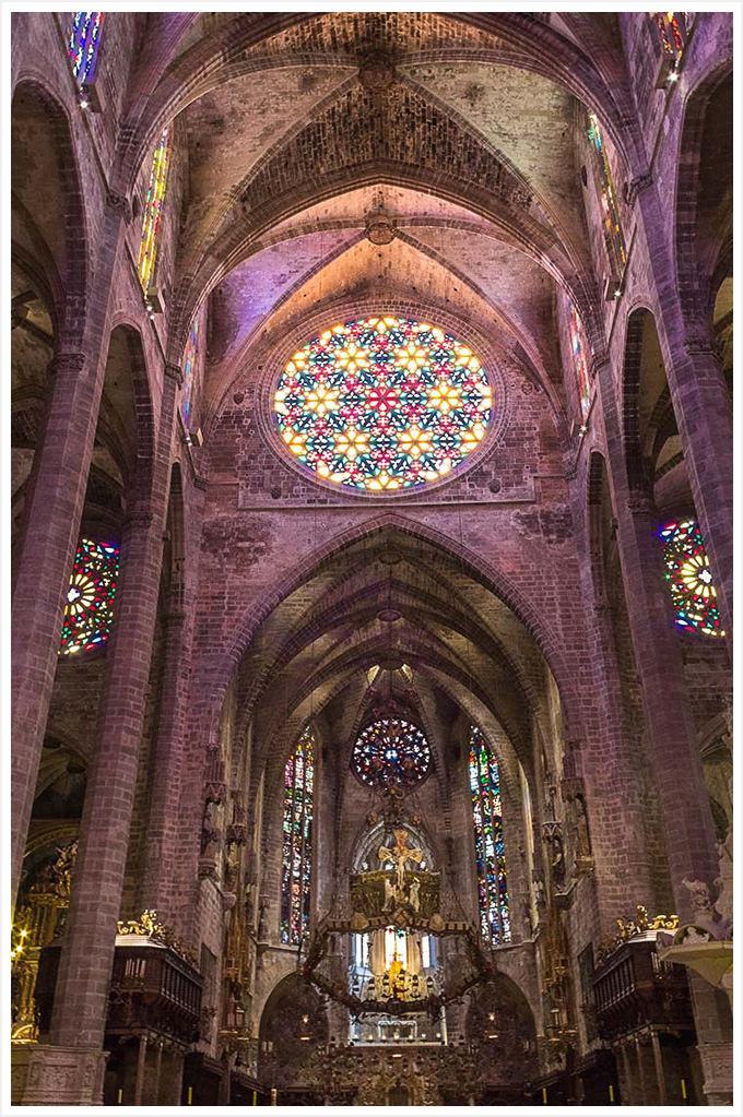 Kathedrale der Heiligen Maria La Seu Plama de Mallorca