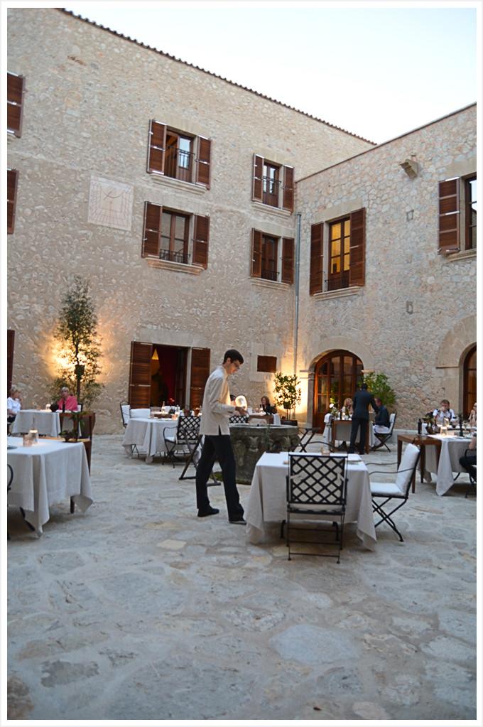 Restaurant Zaranda auf Mallorca bei Sternekoch Fernando Pérez Arell