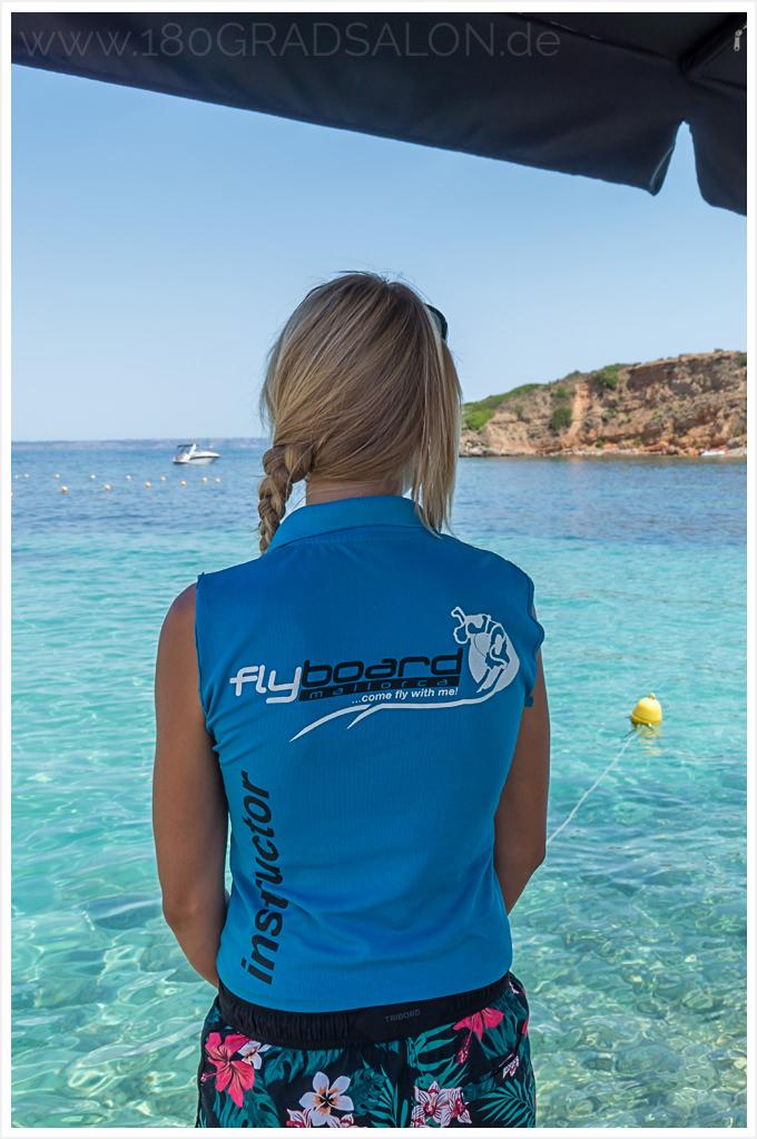 Flyboard Mallorca Trendsport Erlebnis mit viel Spaß