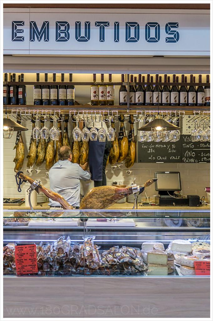 Mercado Gastronomico San Juan Gastromarkt Palma de Mallorca Gourmetmarkt 180gradsalon s'Escorxador