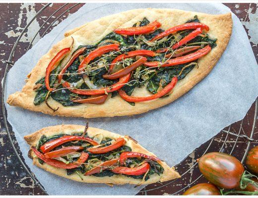 Rezept Coca Mallorquina Spanische Pizza von Mallorca