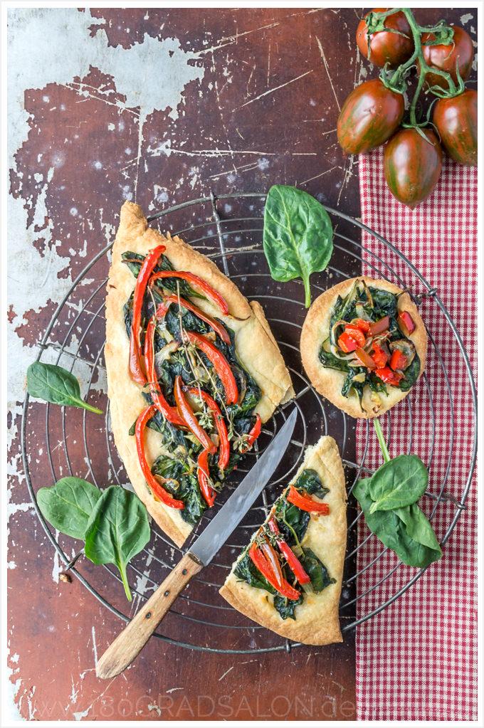 Coca Mallorquina Spanische Pizza von Mallorca Rezepte