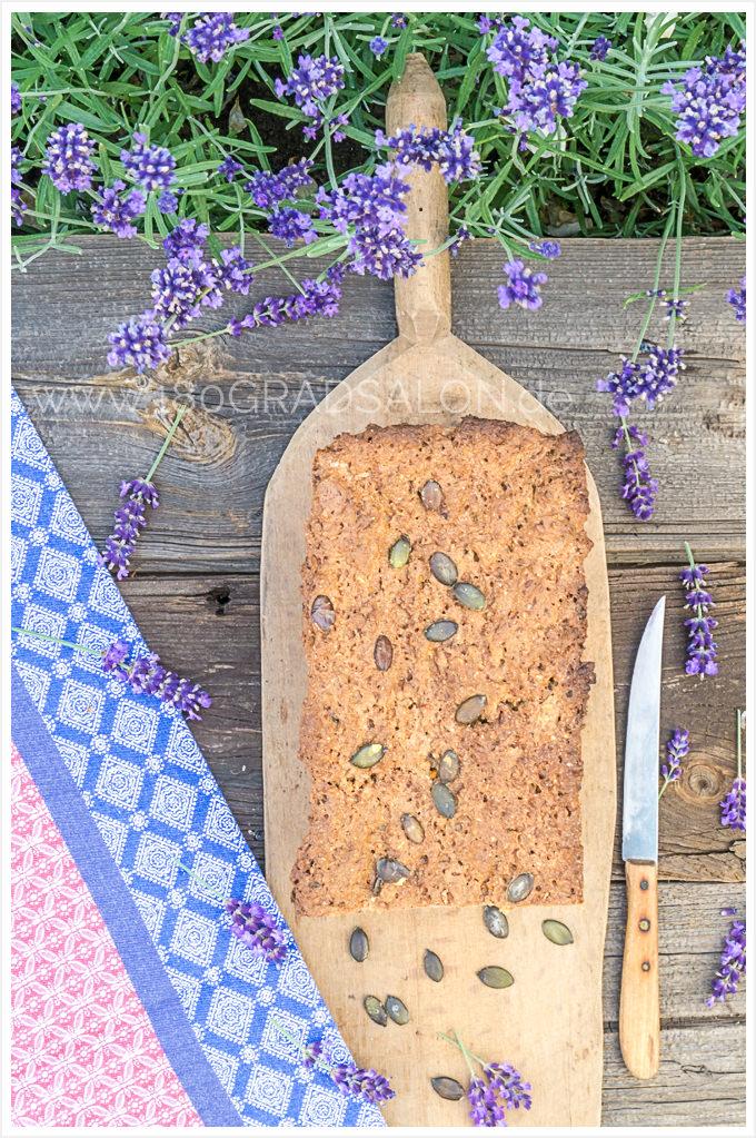 Rezept Roggen Dinkel Brot mit Chia-Samen 180gradsalon Chia Marmelade