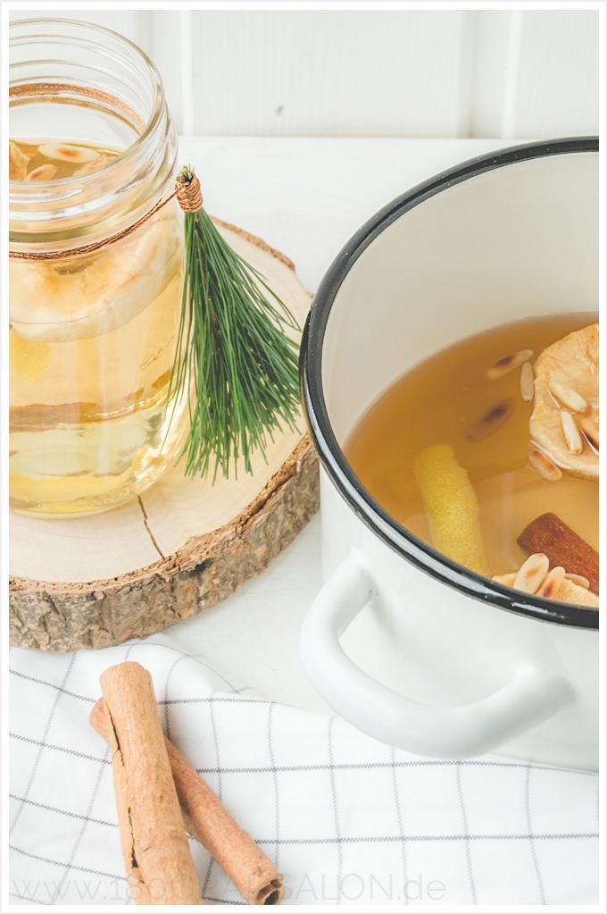 Heißer Apfelwein nach einem einfachen Rezept 180 grad salon