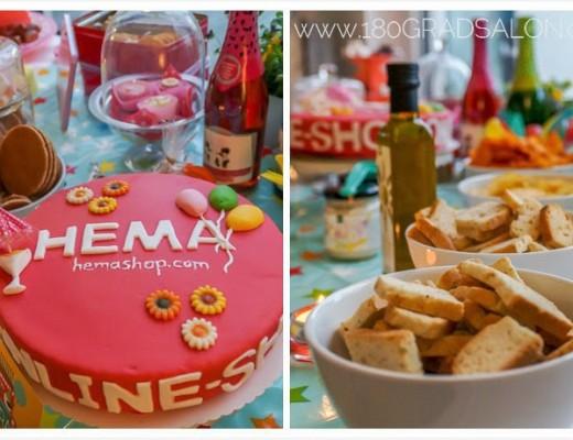 HEMA Deutschland Eröffnung Online Shop Party