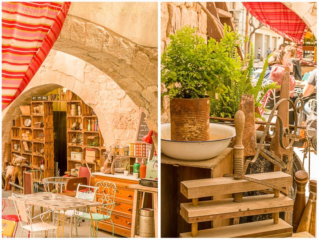 Restaurant Espai Mescladís im Viertel El Born in Barcelona