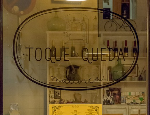 Restaurant Toque de Queda - Tapas in einer alten Bäckerei in Palma de Mallorca 180 grad salon