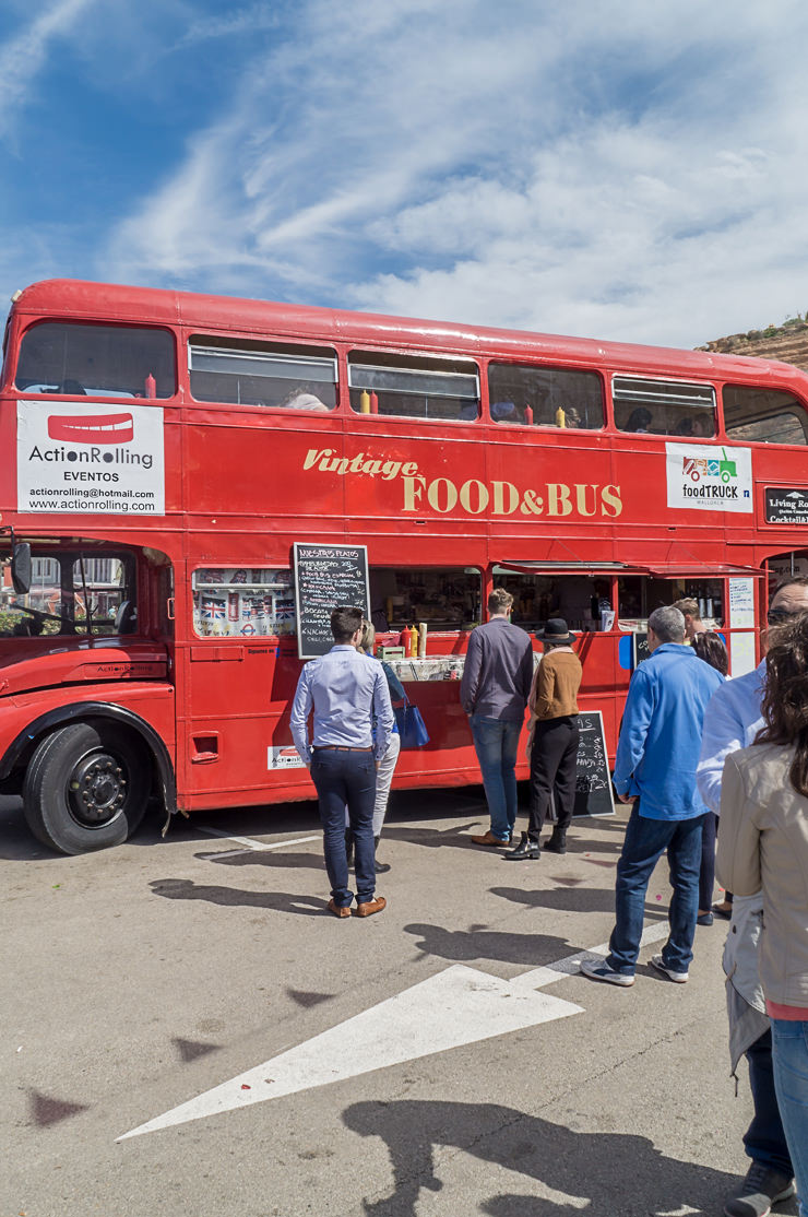 Food Truck Festival Streetfood Mallorca Port Adriano Termine