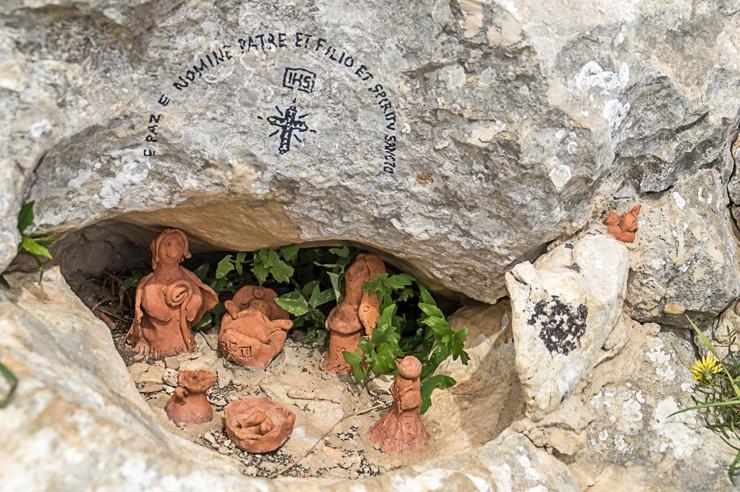 Mallorca Wandern Wanderung Hexenberg Llucmajor Puig de ses Bruixes