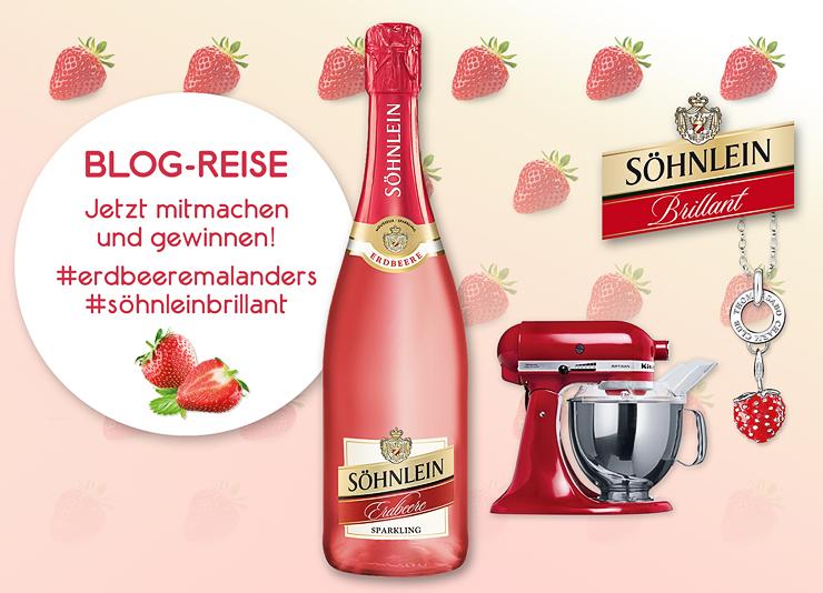 Söhnlein Erdbeere Gewinnspiel Grafik