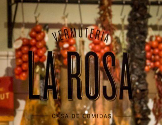 La Rosa Vermutería Tapas Bar und Vermut Wermut in Palma de Mallorca