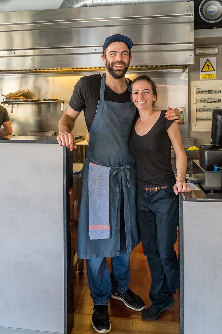 Restaurant Badal Burger in Palma de Mallorca