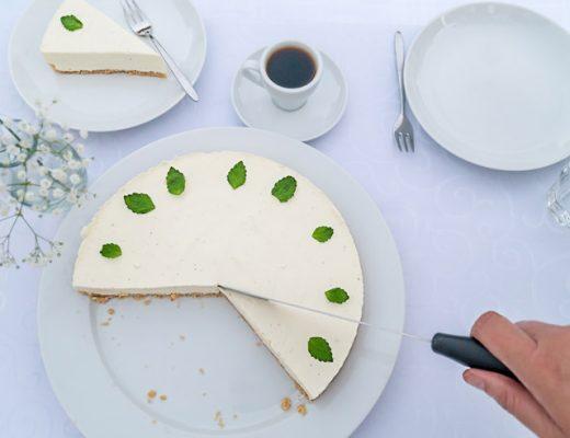 Diner en blanc Bocholt White Dinner Rezept Dessert