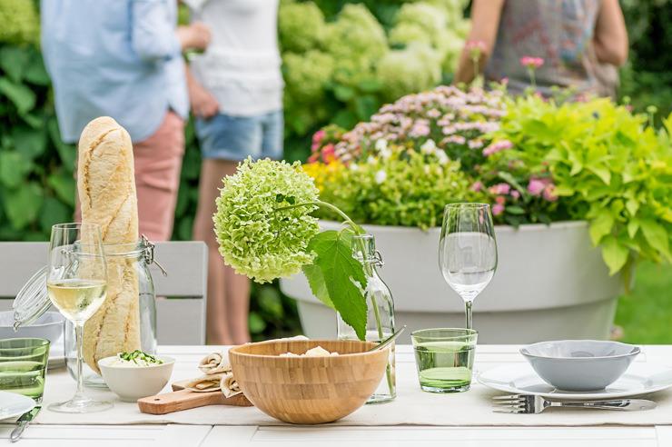 IKEA Gartenmöbel Gartentisch für 10 Personen Gartenstuhl ÄPPLARÖ FALSTER Terrasse Sommer