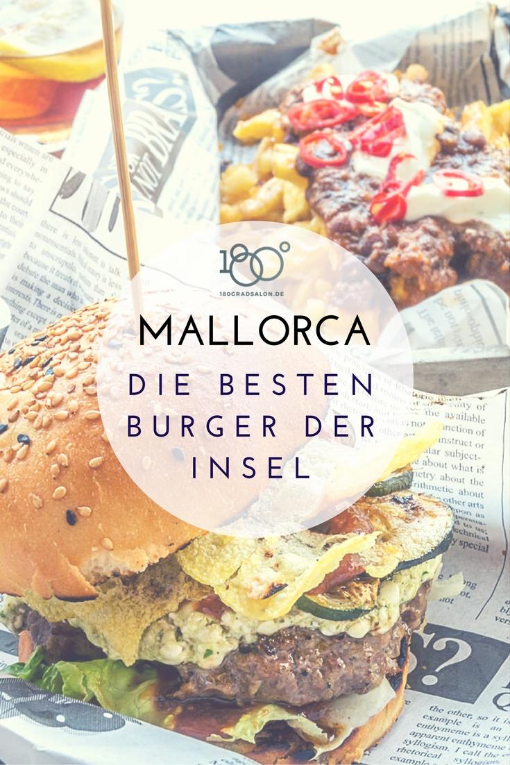 Mallorca Restaurant Tipp - Die besten Burger in Palma