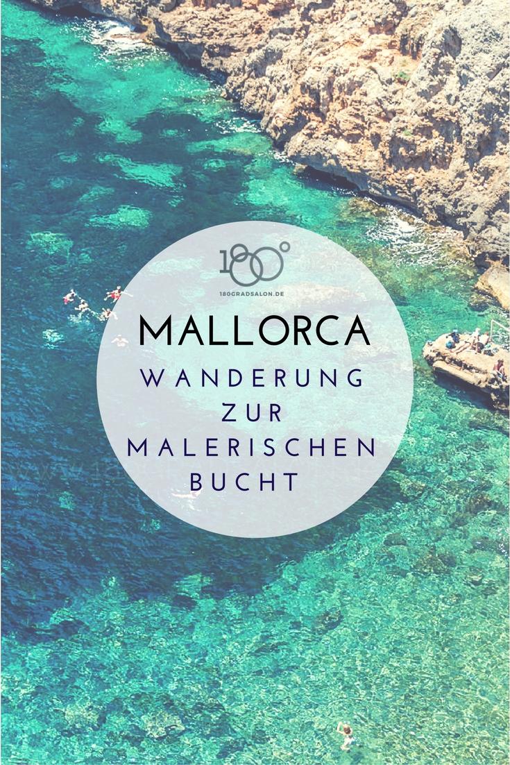 Mallorca Wandern Tipps - Wanderung zur Traumbucht