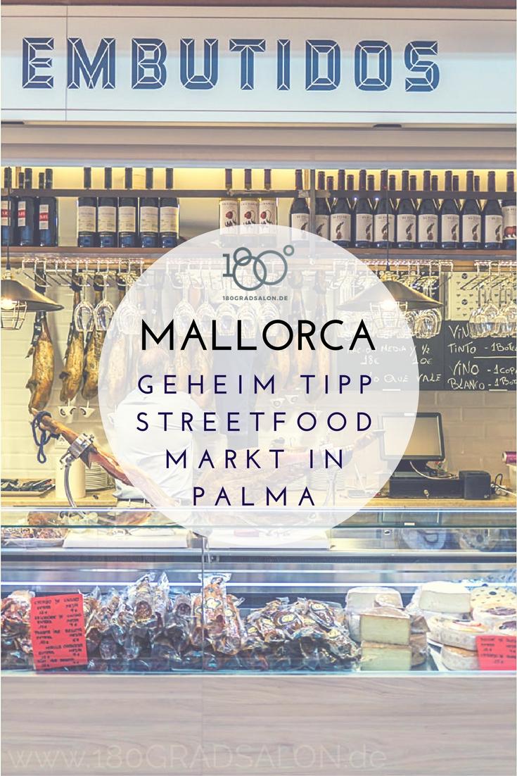 Mallorca Geheimtipp in Palma - Ausflug zum Streetfoodmarkt Mercado Gastronomico San Juan
