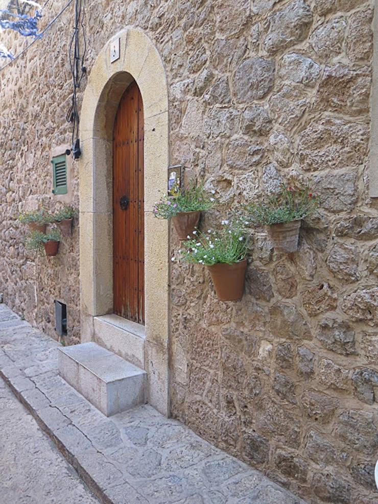 Mit dem Auto enlang der Westküste Mallorcas - Sant Elm bis Valldemossa