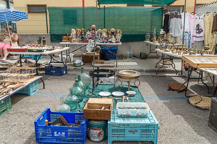 Consell Mallorca Markt Flohmarkt Trödelmarkt Sonntag Adresse