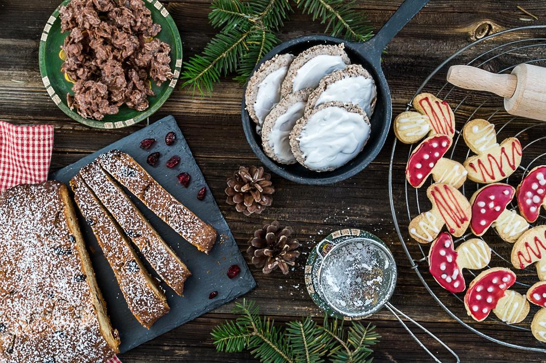 Kochzauber Adventsbox Rezepte Zutaten nach Hause geliefert