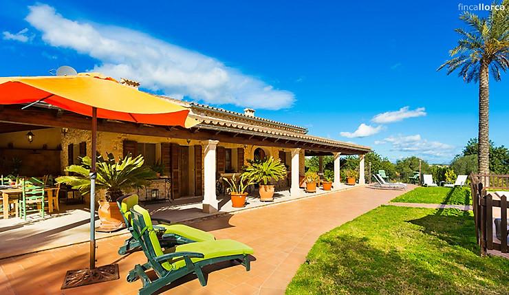 Fincas auf Mallorca - Urlaub mit der Familie in den Ferien 2017