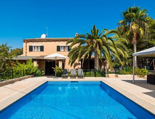 Finca Urlaub Mallorca Familie Ferien 2017 Fincallorca