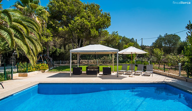 Finca Urlaub auf Mallorca mit der Familie in den Ferien 2017