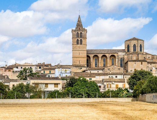 Mallorca Markt in Sineu Tipps zum Wochenmarkt Parken Öffnungszeiten