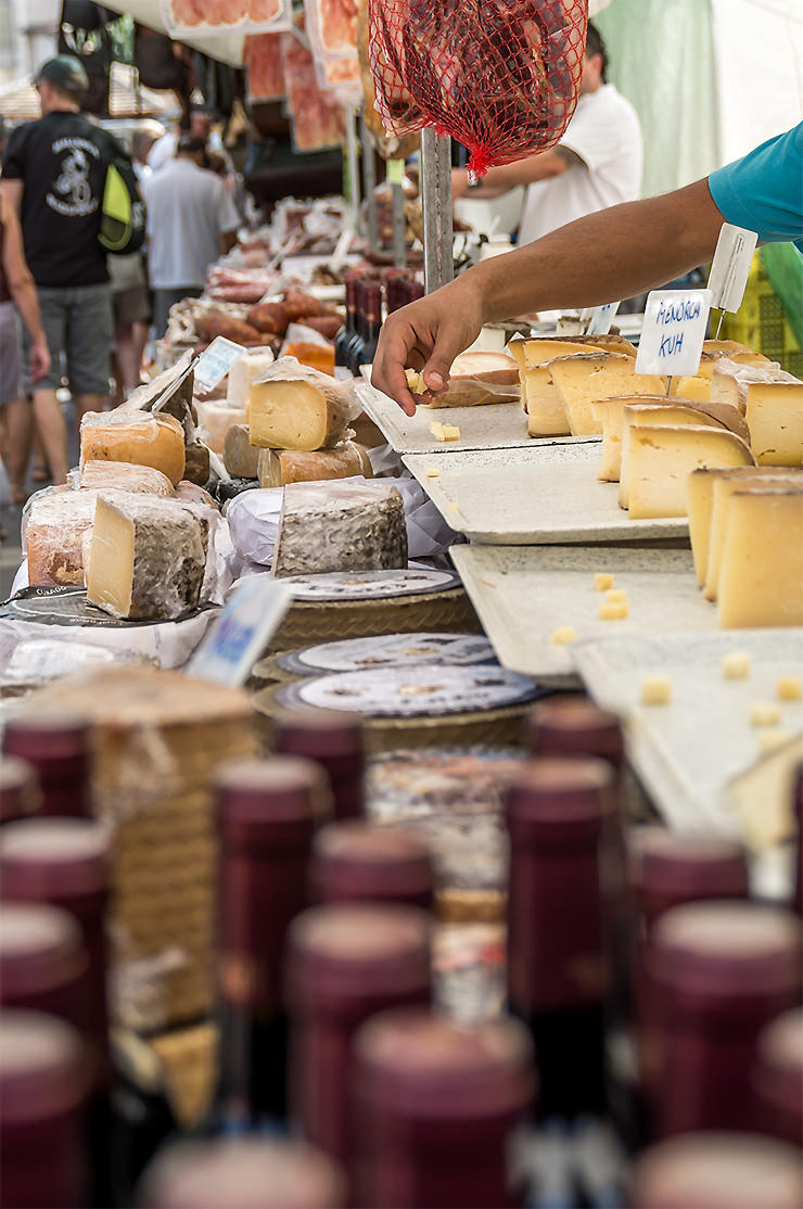 Mallorca Markt in Sineu Tipps zum Bauernmarkt Wochenmarkt Parken Öffnungszeiten
