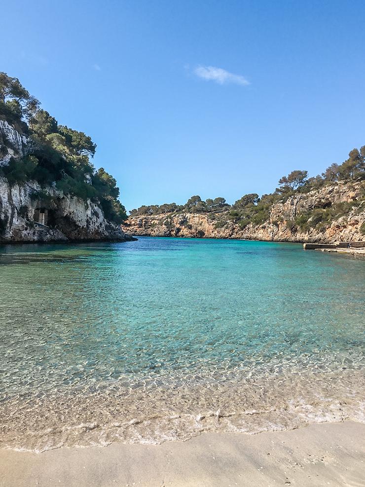 Mallorca Wanderung von der Cala Pi zum Cap Blanc