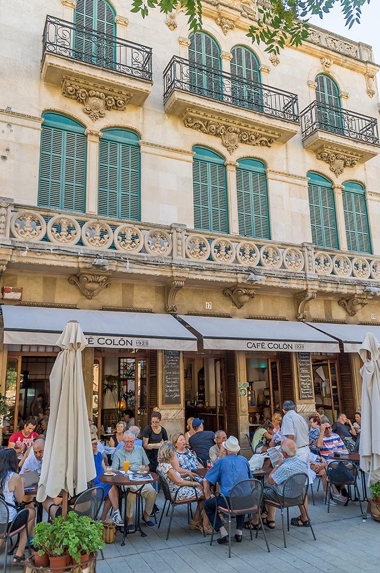 Markt in Llucmajor auf Mallorca am Mittwoch und Sonntag und am Freitag mit Flohmarkt Tipp