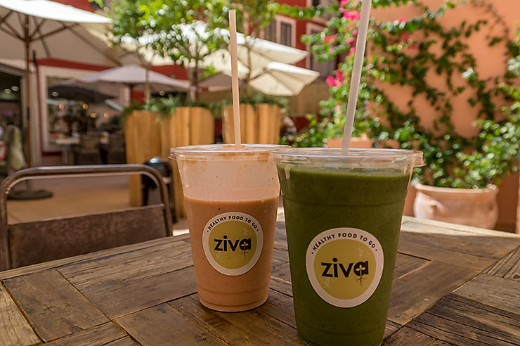Mallorca Ziva to go in Palma de Mallorca Vegan Restaurant Vegetarisch Gesund Essen