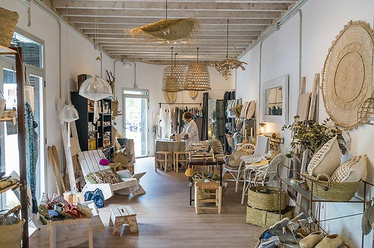 Degüayhaus - Conceptstore Shopping in Palma de Mallorca im Szeneviertel Santa Catalina