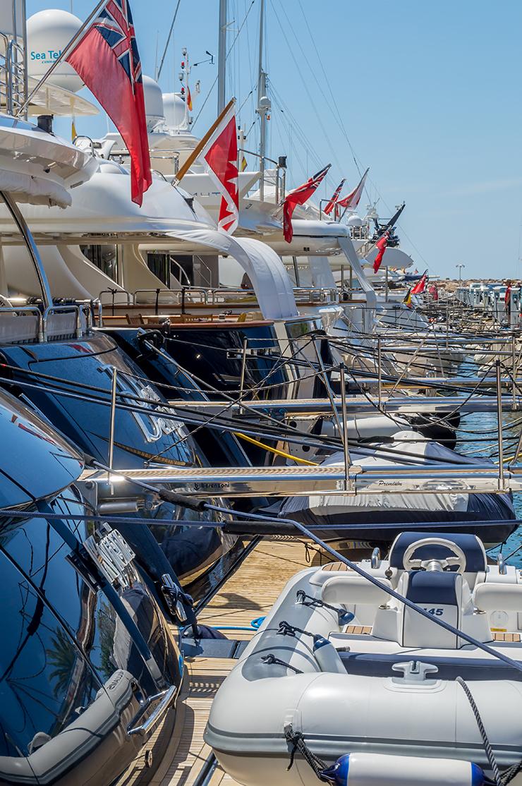 Mallorca Hafen Puerto Portals Ausflug Tipp Urlaub Luxus Yachten