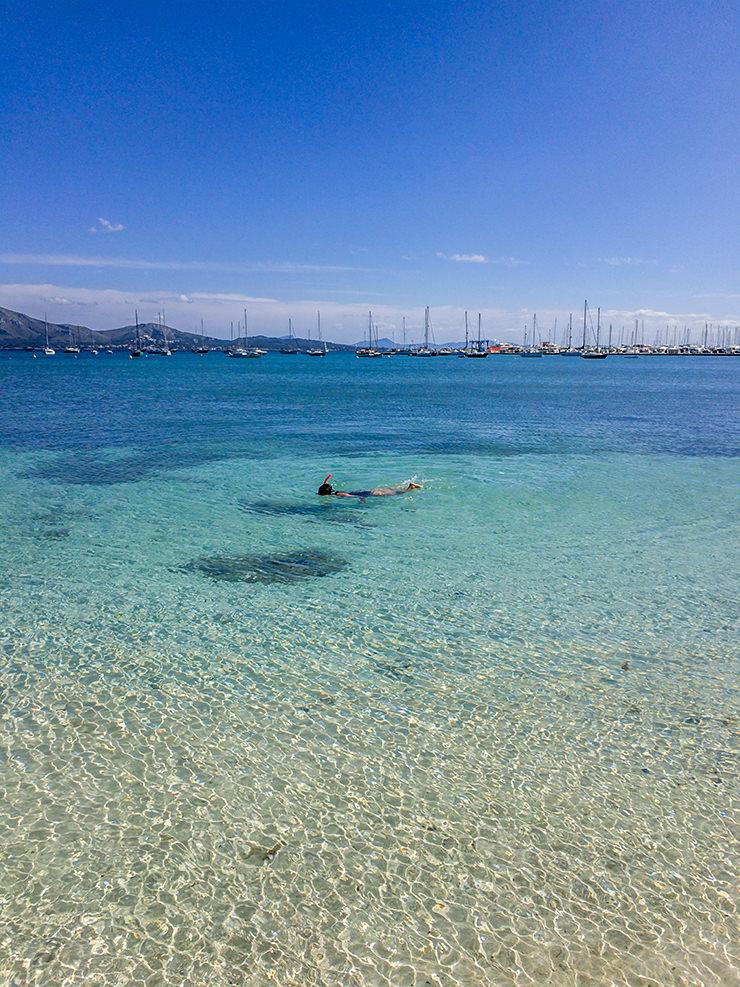 Mallorca Urlaub im Frühling und Ostern, bestes Wetter. ideal zum Wandern, Radfahren. Die besten Tipps für Restaurants, Wandertouren, Märkte, Sightseeing.