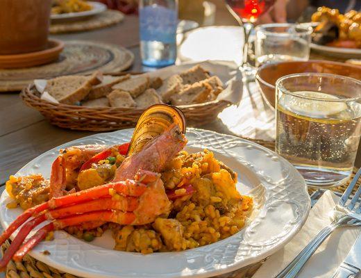 Mallorca bestes original Paella Rezept Lazy Finca Felanitx