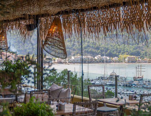 NENI Restaurant Mallorca in Port de Soller im Bikini Hotel