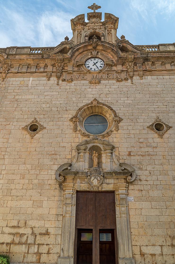 Mallorca Kloster Lluc Santuari de Santa Maria de Lluc Urlaub Ausflug Tipp mit allen Infos