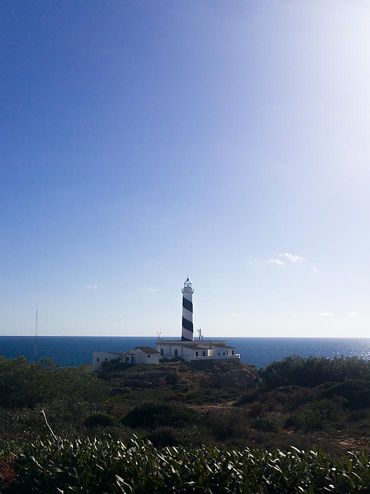 Wandern auf Mallorca - Wanderung zum Leuchtturm Cala Figuera