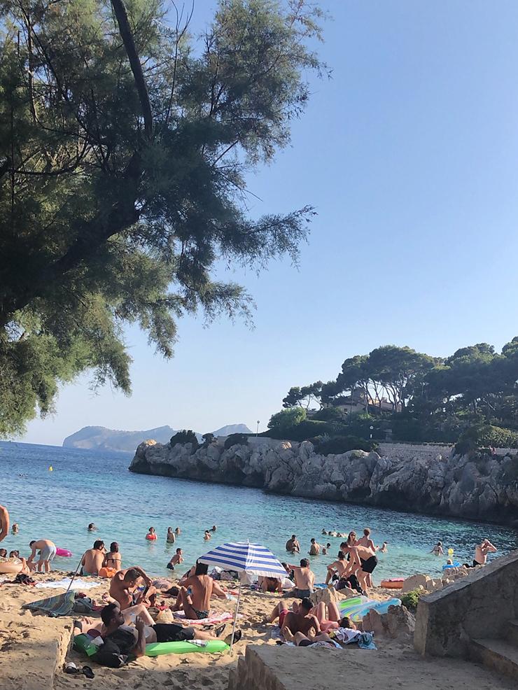 Mallorca mit Kleinkindern Urlaub in Cala Ratjada Tipps einer Bloggerin