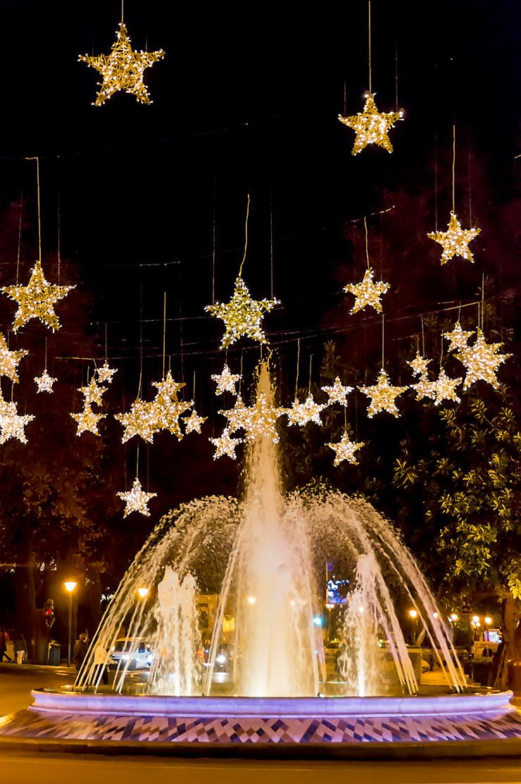 Palma de Mallorca Weihnachtsbeleuchtung 2019