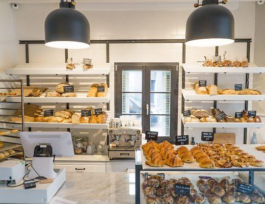 Mallorca Bäckerei Palma Bread im Viertel Santa Catalina mit schwedischen Backwaren