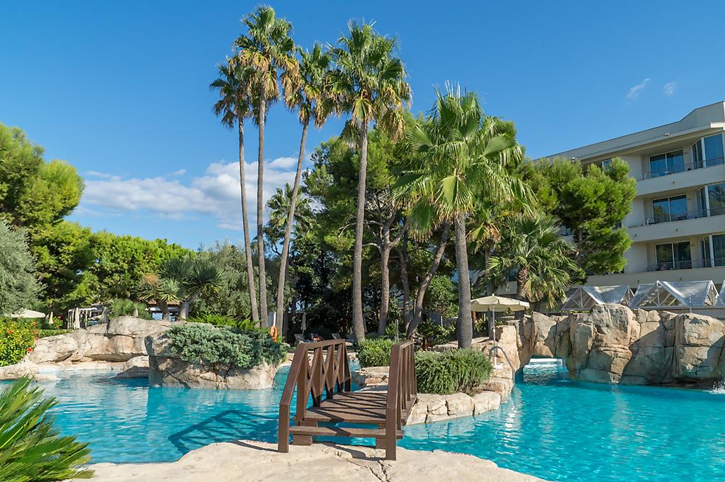 Mallorca Grupotel Parc Natural & Spa an der Playa de Muro Hotel Tipp im Norden der Insel