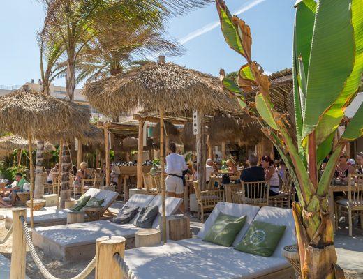 Coco Beach House Cala Ratjada - Mallorca Beachclub an der Playa Son Moll Strandbar