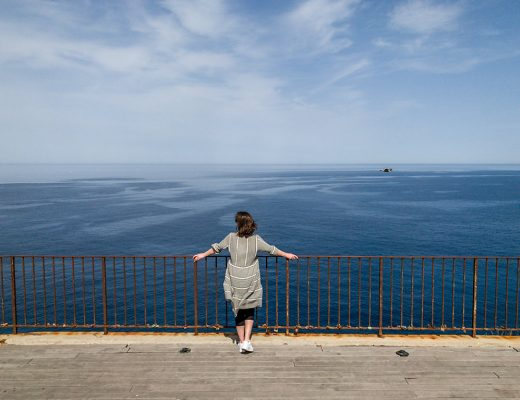 Mallorca Aussichtspunkt - Placa Santa Catalina in Port de Soller
